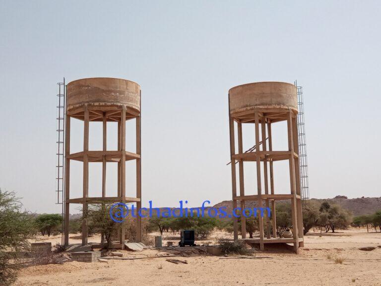 Tchad : le système d'alimentation en eau potable d'Amdjarass renforcé par la STE