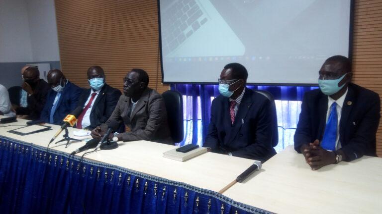 Tchad : la Céni forme les formateurs des agents  d'enrôlement biométrique