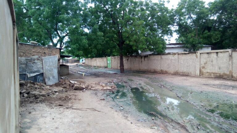 Tchad : conflits entre passants et propriétaires des maisons en cette saison pluvieuse