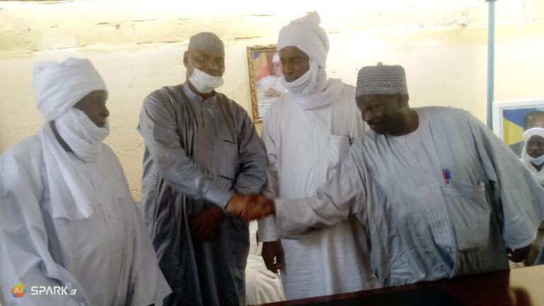 Tchad : les communautés Bamina Assas et Arabe Aoulad Rachid signent un accord de paix