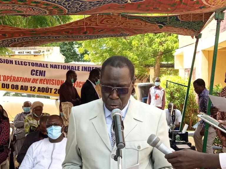 Tchad : la Céni évalue la phase pilote de l'enrôlement des électeurs