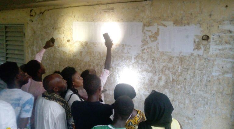Tchad : entre joie des nouveaux bacheliers et tristesse des candidats malheureux