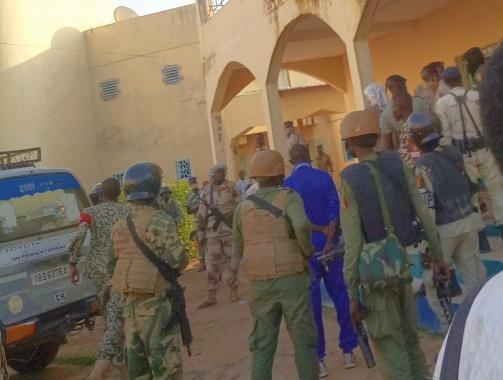 Tchad : le colonel Abdoulaye et ses complices condamnés à 5 ans de prison ferme