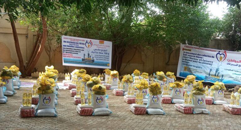 Tchad : une énième solidarité envers les  victimes des inondations