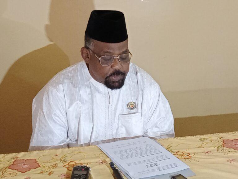 Tchad :« Nous pensons qu'il est temps que chaque communauté élabore son propre code de famille et cela est possible », député Ousman Cherif Khamdjan