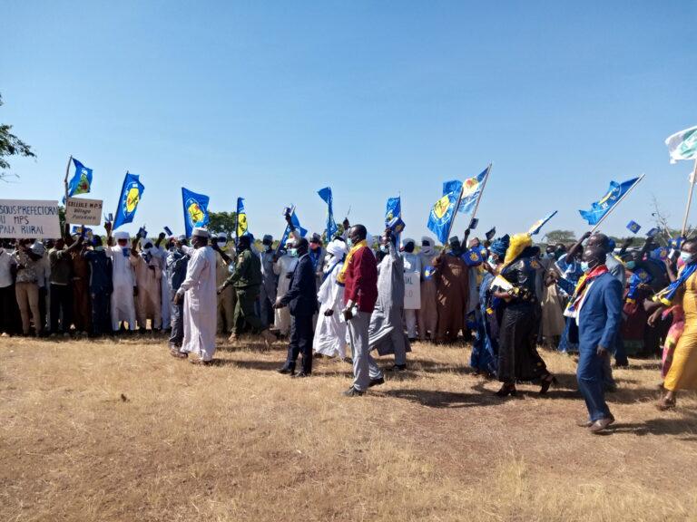 Tournée présidentielle : Pala attend Idriss Déby Itno