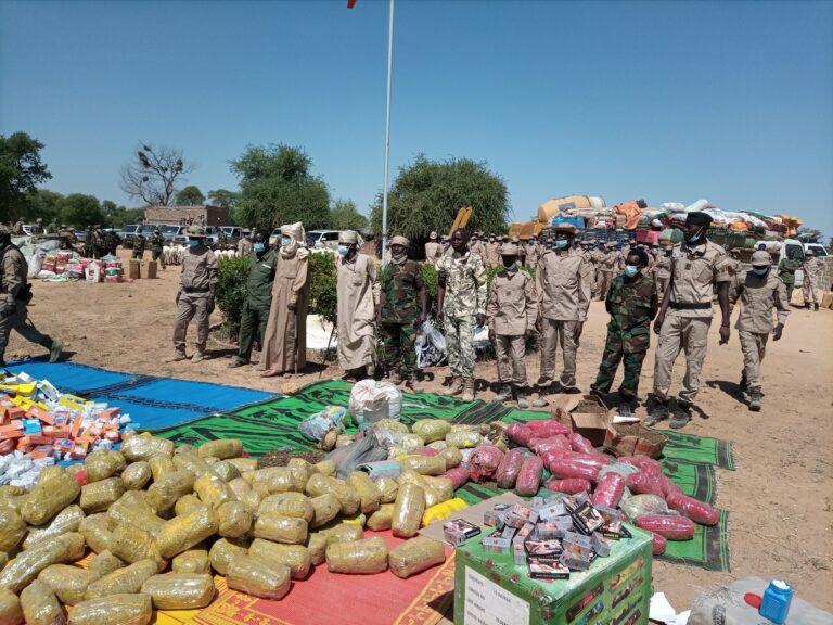 تشاد: الإدارة العامة للجمارك تنظم يوماً توعوياً بخصوص تهريب البضائع