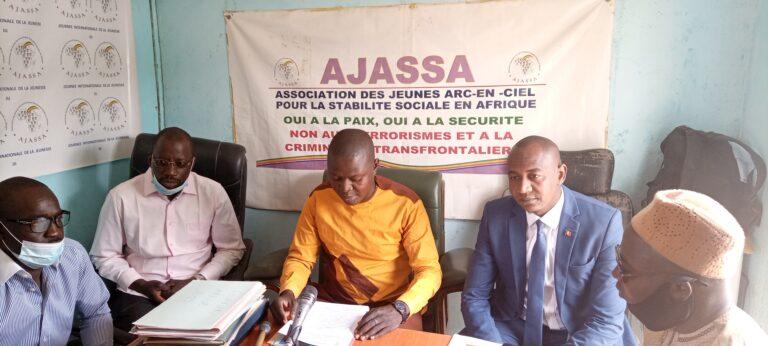 """""""Il est temps pour que la communauté internationale remercie le Tchad pour les lourds sacrifices de l'armée nationale"""", Mbairamadji Désiré"""