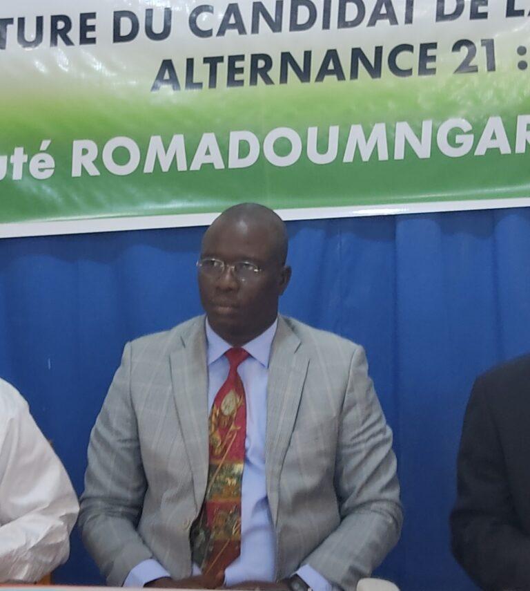 Tchad : Nasra Djimasngar, un candidat de moins pour la présidentielle