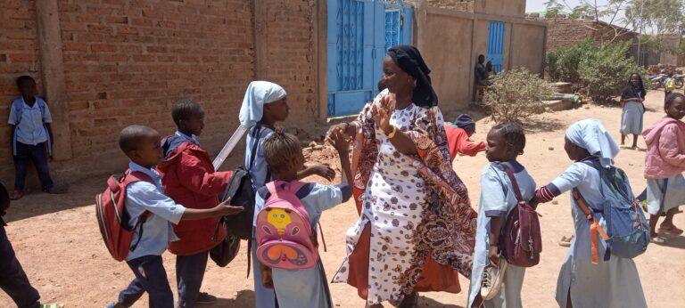Séphora, la maman des orphelins