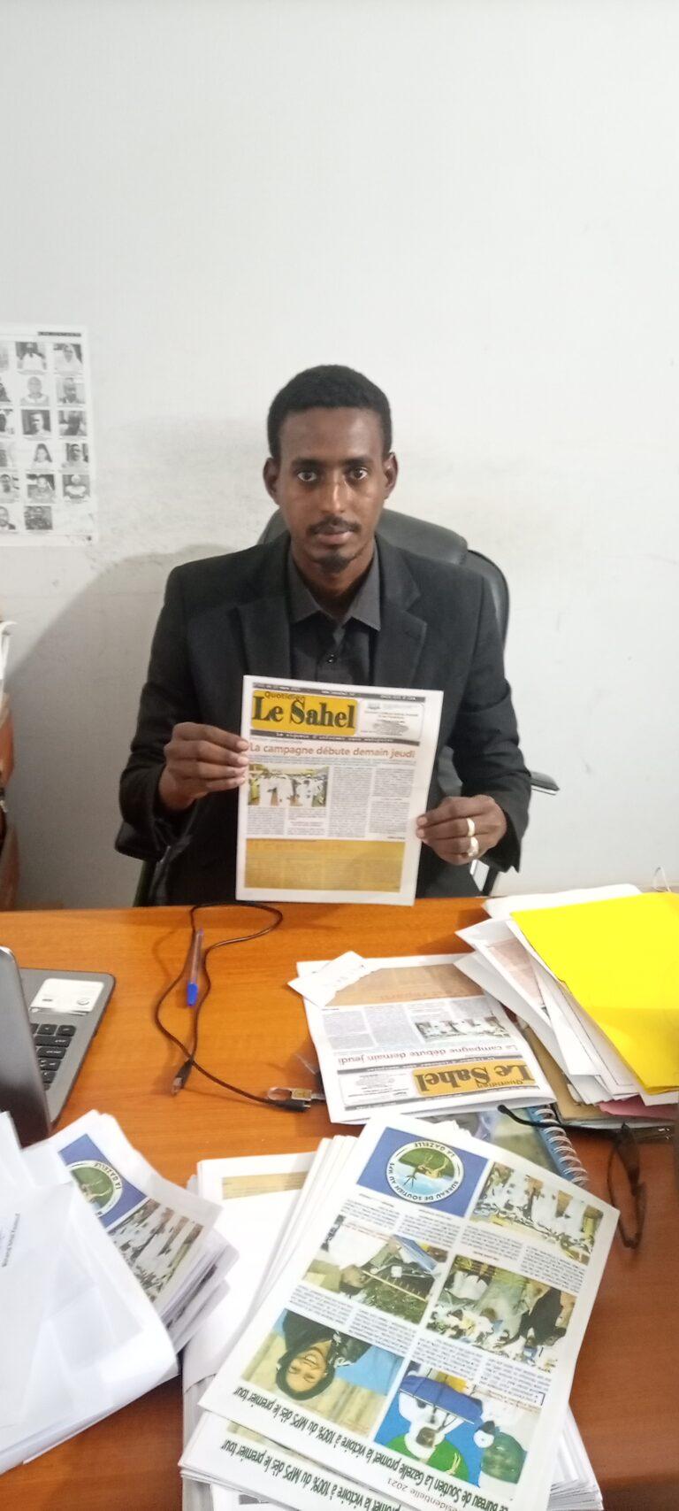 Tchad : le journal Le Sahel, désormais un quotidien