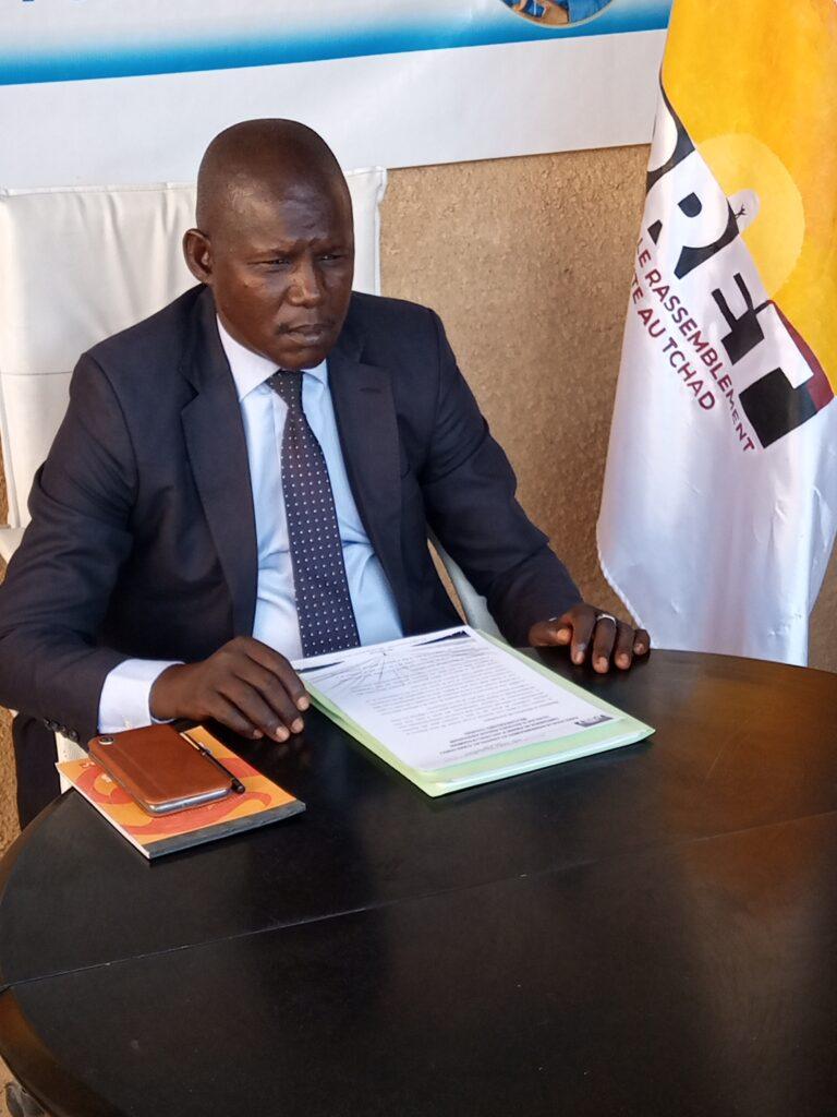 Tchad : le PRET de Me Bongoro Théophile demande au président Déby d'instaurer une transition
