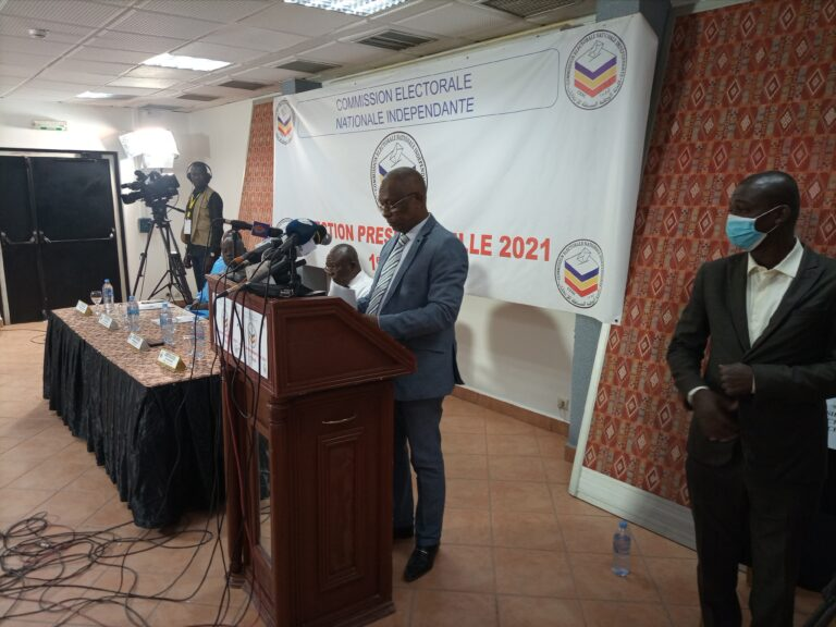 Tchad-présidentielle : les résultats partiels des 28  départements restants sont publiés