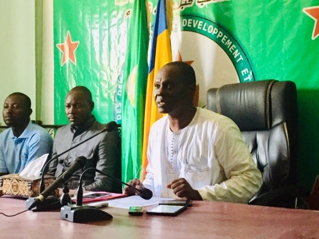 Tchad : « Des législatives en 2019 sont impossibles à moins d'un miracle », déclare Max Kemkoye