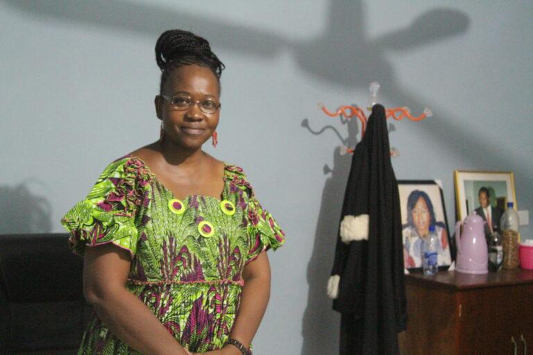 Tchad : Clarisse Nomaye, la plume au service des femmes et des couches vulnérables