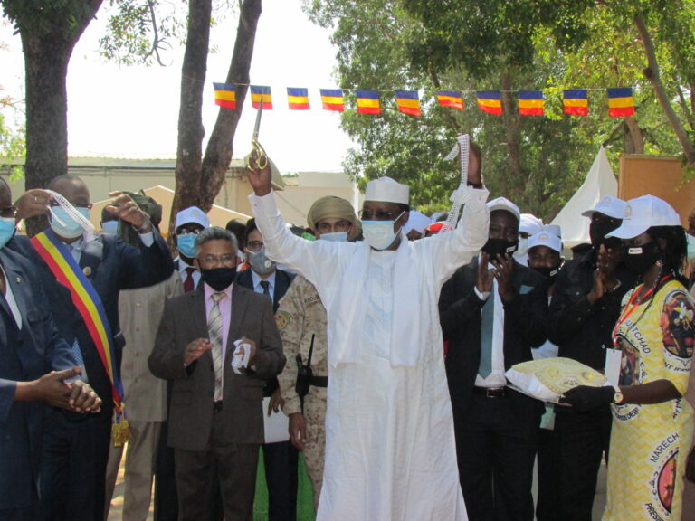 Tchad : ce que vous devez savoir du Projet des compétences pour l'employabilité des jeunes