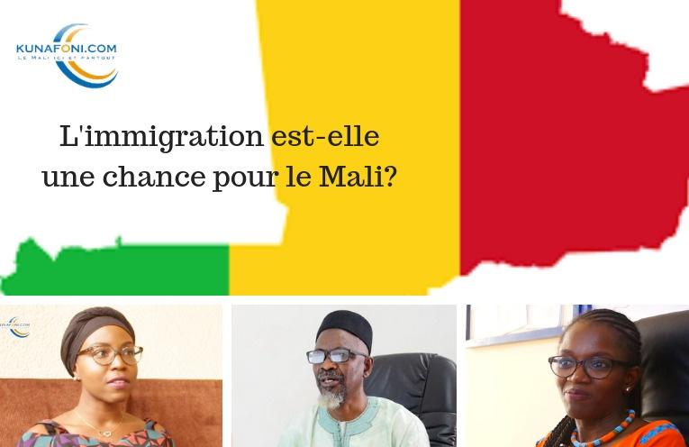 Immigration 6/11 : la diaspora malienne, une chance pour le pays ?