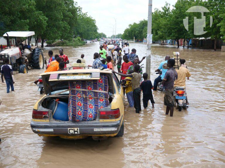 Inondation à N'Djaména : 10 morts et 31 853 individus déplacés