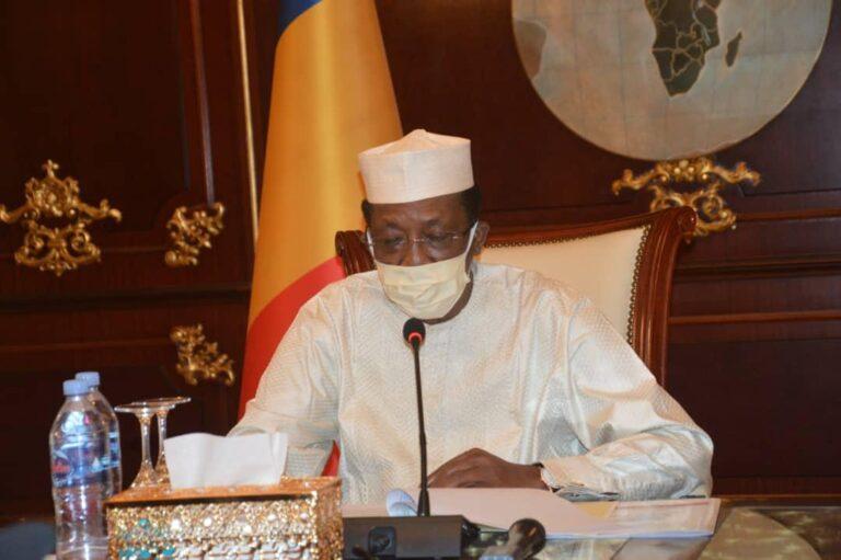 Coronavirus: «Toutes les mesures doivent être levées d'ici le 28 juillet », Idriss Déby Itno
