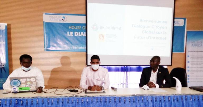 L'avenir de l'Internet au Tchad, au cœur d'un dialogue citoyen
