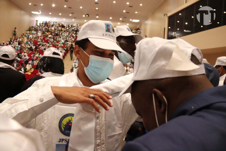 """Tchad : les membres du bureau de soutien """"jeunesse du progrès et du salut"""" du MPS installés"""
