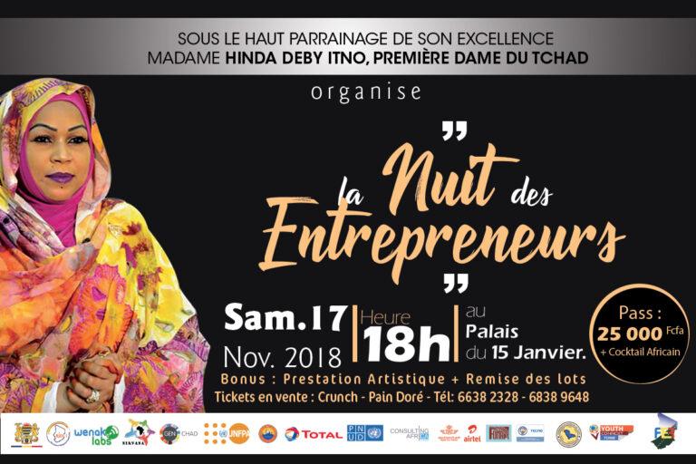 Iyalat : la Nuit des entrepreneurs, l'apothéose de la Semaine mondiale de l'entrepreneuriat