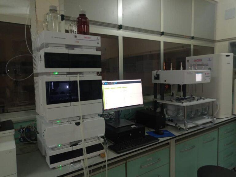 Tchad : le laboratoire de contrôle de qualité des médicaments rééquipé par la Banque mondiale
