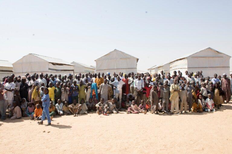 """En un mois le Tchad a accueilli 16 000 réfugiés"" Mahamat Ismaël Chaïbo"