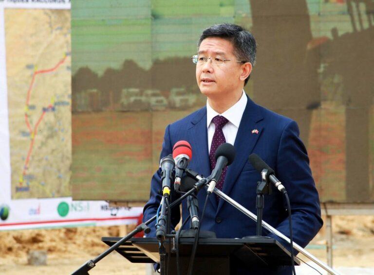 Technologie : « ce projet aura un  impact positif sur  la vie des Tchadiens», Li Jin Jin