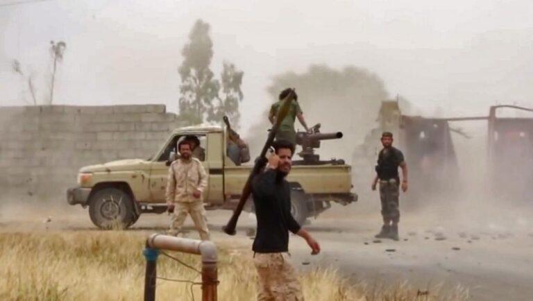 Libye : « La guerre qui se mène est une guerre sous procuration », le Maréchal du Tchad