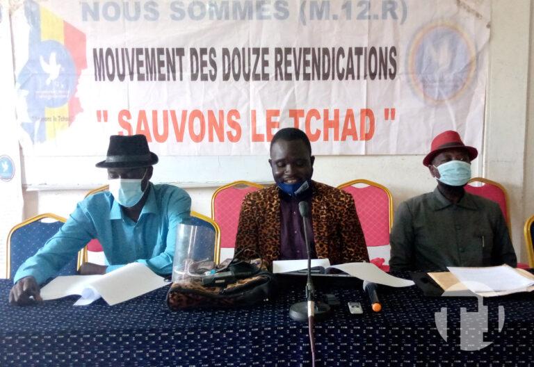Tchad : Le M.12.R demande un dialogue national inclusif en lieu et place du forum national inclusif