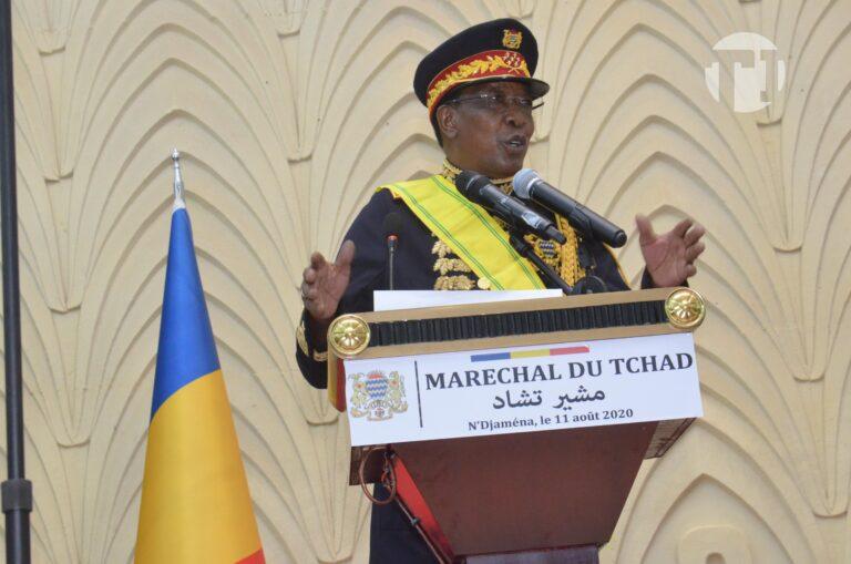 """Tchad: """"Nous devons tous ensemble poursuivre l'œuvre de la construction d'un Tchad moderne et prospère"""", Idriss Deby Itno"""