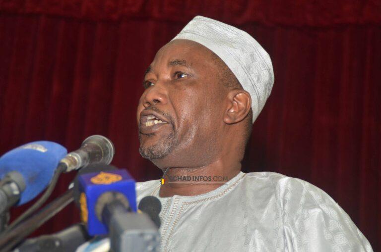 Spécial congrès MPS : « Je suis pour une parité dans le choix de nos candidats », déclare Mahamat Zen Bada
