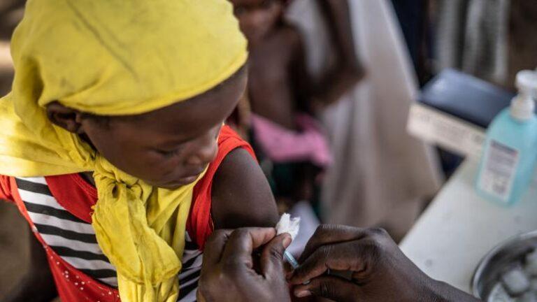 Tchad: 40 458 cas de rougeole dont 394 décès, ces trois dernières années