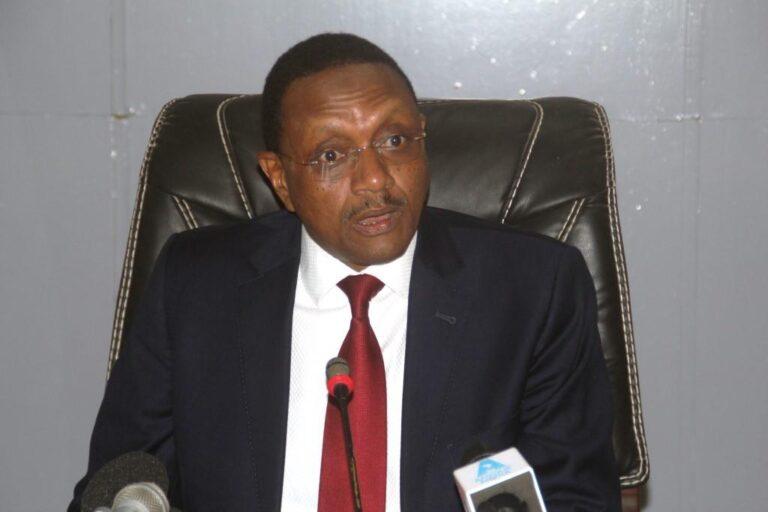 """""""Il n'existe aucune menace particulière à craindre à N'Djaména"""" Chérif Mahamat Zene"""