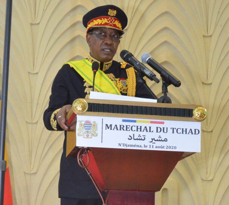 Tchad : ''La lutte contre le terrorisme participe de notre survie en tant qu'État''  Idriss Déby Itno