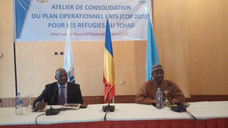 Tchad : le HCR consolide son plan opérationnel pays COP 2020