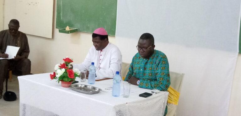 Tchad : le clergé catholique de N'Djamena tient sa 3ème assemblée pastorale diocésaine