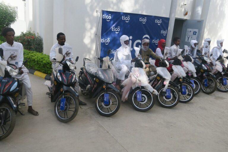 Promo MAXI KDO : Trente motos remises officiellement