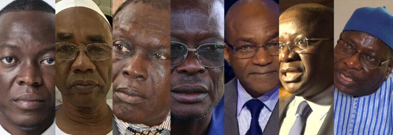 Présidentielle : les potentiels adversaires de Deby