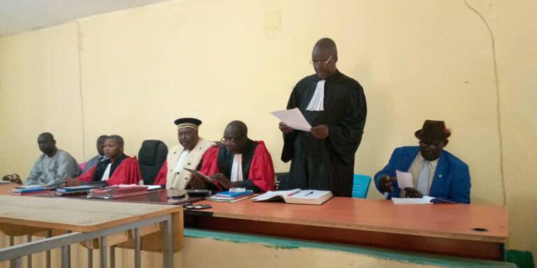 Tchad : les deux anciens chefs rebelles du CCMSR condamnés à vie