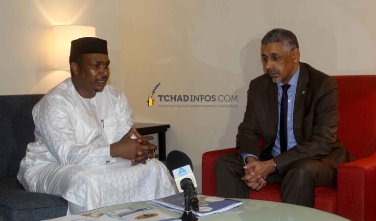 Tchad : la Sonamig et la Badea échangent sur les potentialités minières du pays