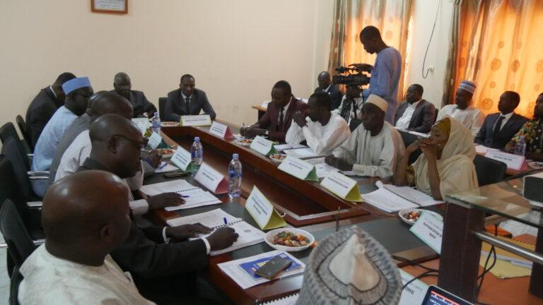 Tchad : le gouvernement évalue la situation financière de septembre