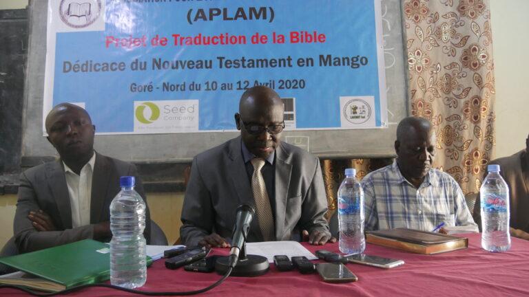 Tchad : l'Aplam fait la promotion de la bible en langue Mango