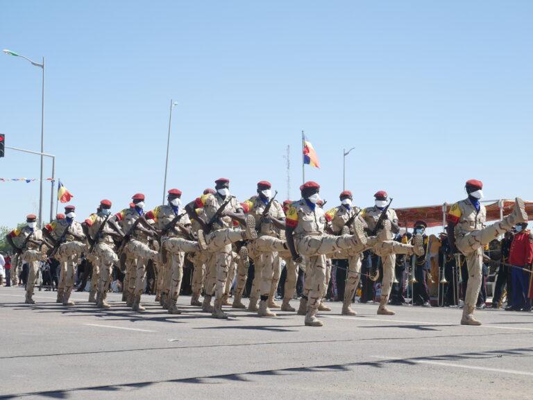 Journée de la liberté : une cérémonie de prise d'armes pour marquer l'événement