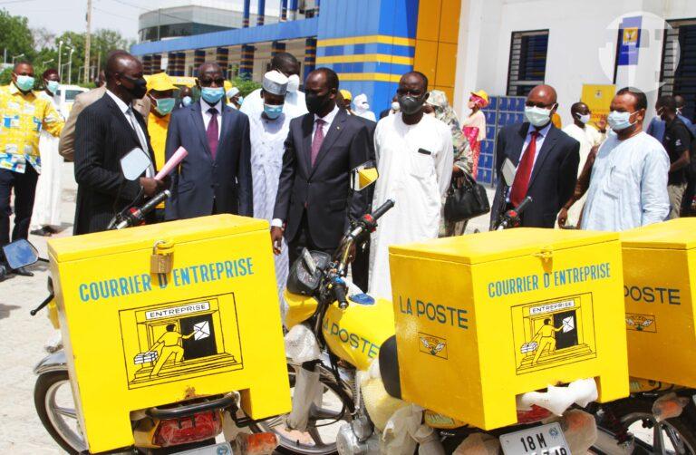 VIDEO. la poste tchadienne revient avec des nouveaux services
