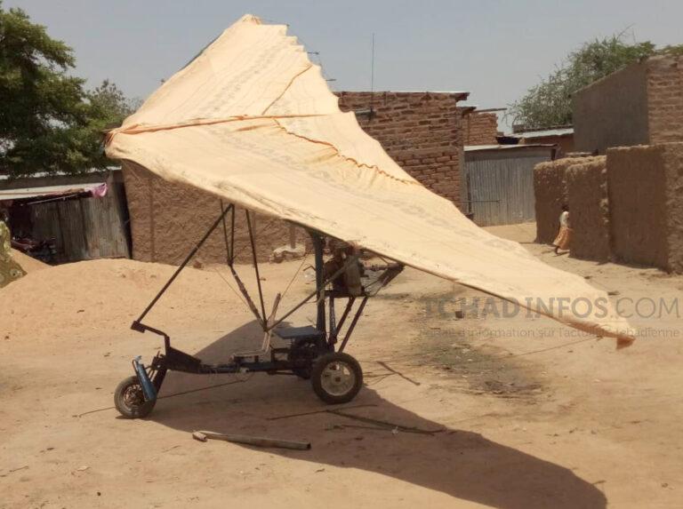 Iyalat: un jeune du 9e arrondissement fabrique un avion à deux places