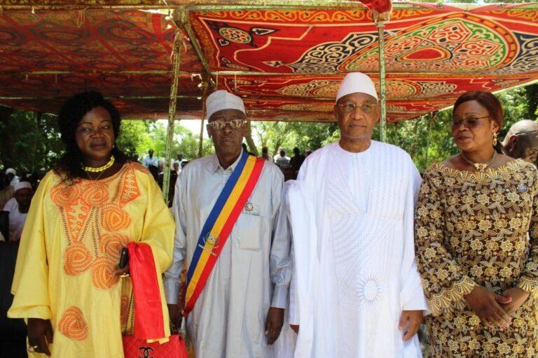 Tchad : la nouvelle équipe dirigeante de la mairie de N'Djamena prend fonction