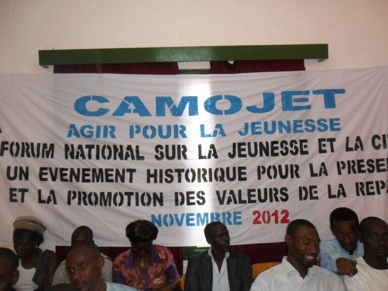 Tchad : le CAMOJET ne participera pas au  congrès du Conseil national consultatif des jeunes