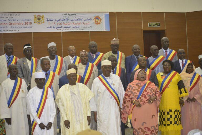 Tchad : les nouveaux membres du conseil économique ne sont pas encore installés